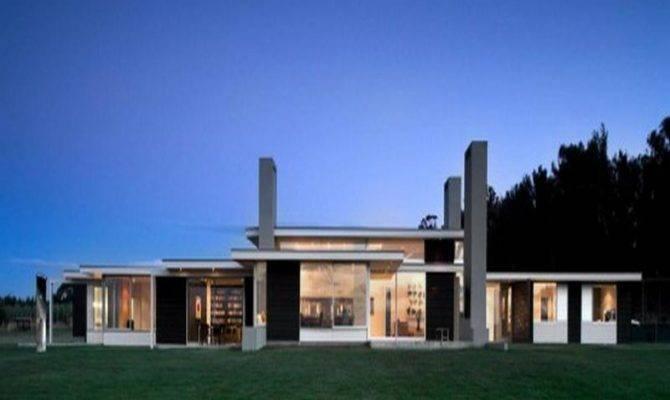 Modern single storey house dream home