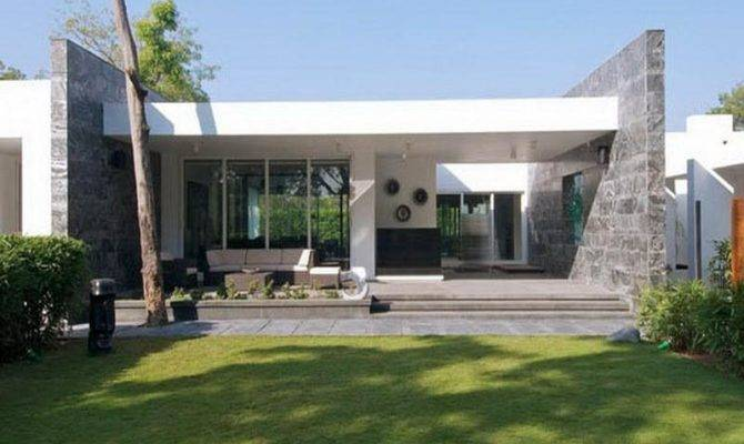 24 Artistic One Story Modern Home Plans House Plans 20012