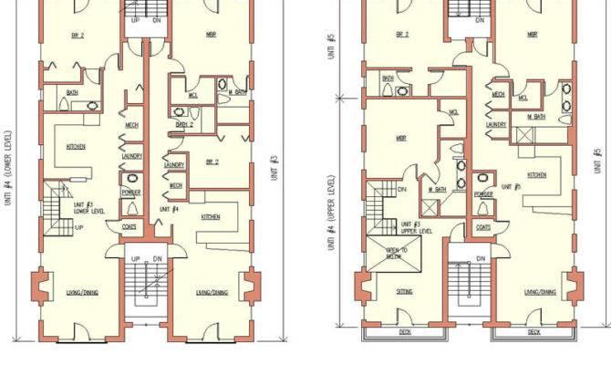 multi unit plans ideas house plans 50142 multi unit house plans home plan 153 1253 the plan