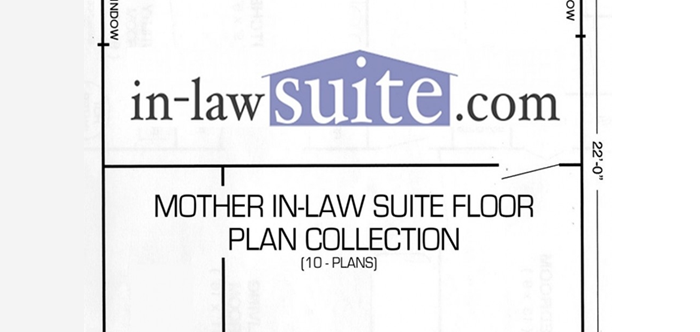 Mother Law Suite Floor Plan Collection House Plans 83723