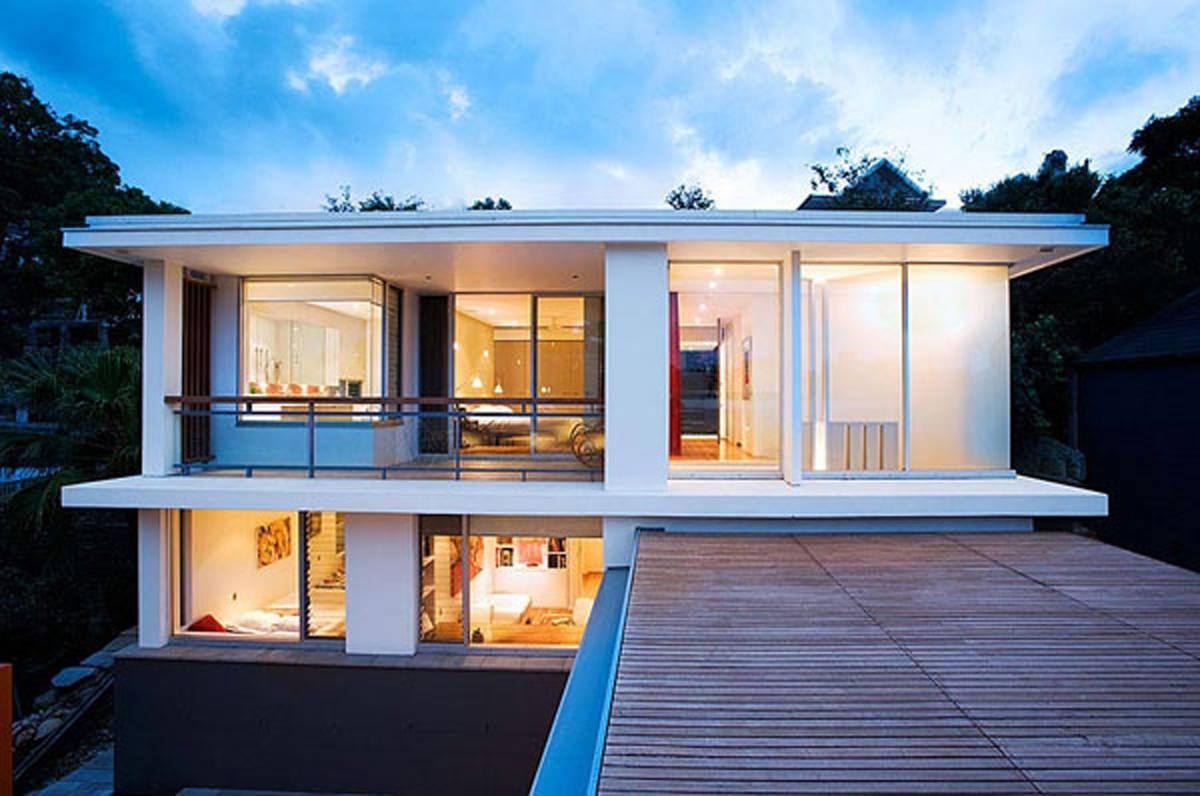 Mountain home interior design ideas – House design ideas