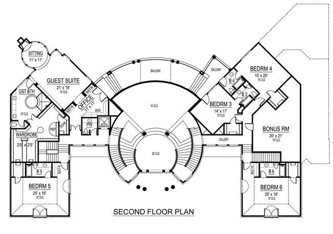 Three Story House Plans Cxpzinfo