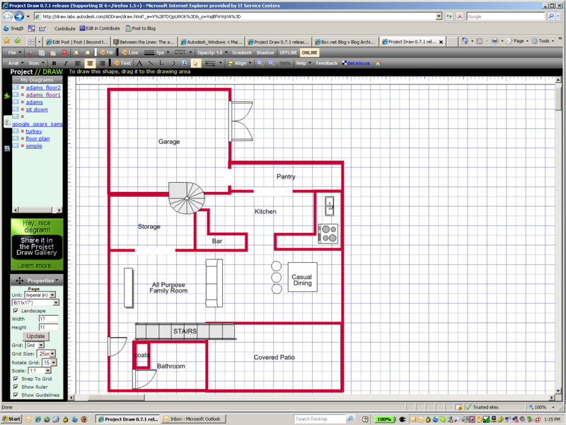 project of the house house best art - Draw House Plans