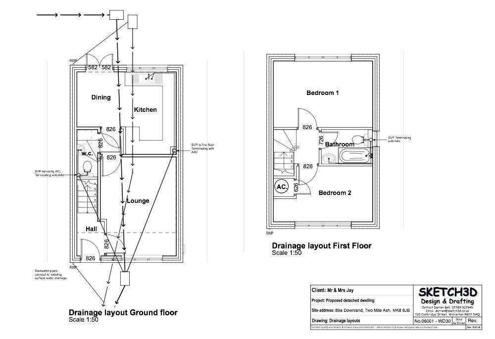 New Build Bedroom House Design Drainage Plan 69947 Sheet Metal Shop Floor Plan 10 On Sheet Metal