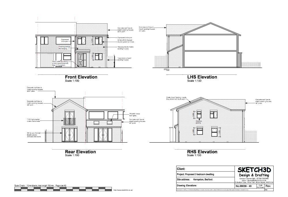 Residential house plan section elevation house home plans ideas picture Residential building plans