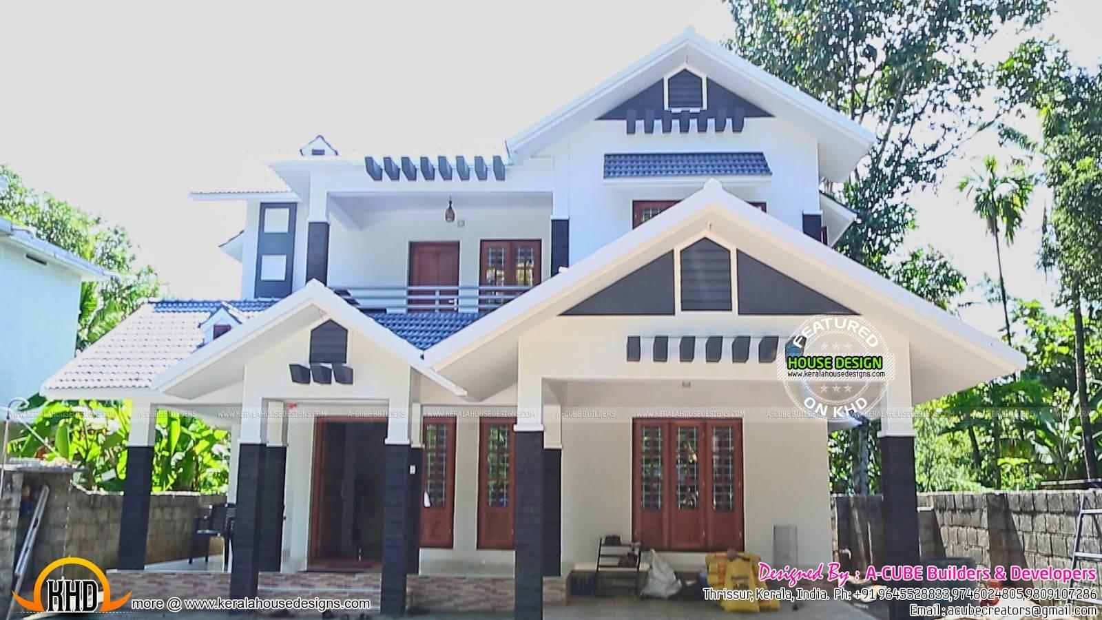 new house plans – modern house