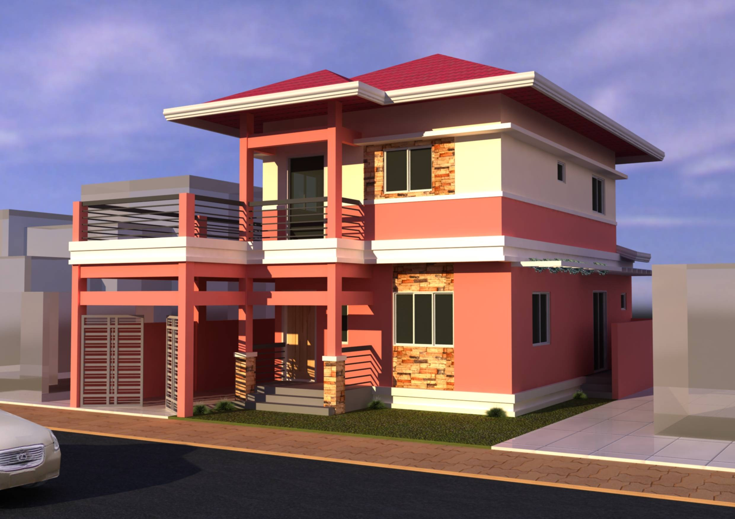 Exterior House Paint Philippines Cool Modern House Painting Ideas