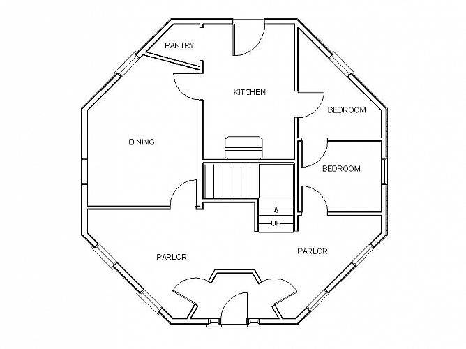 Design Octagon House