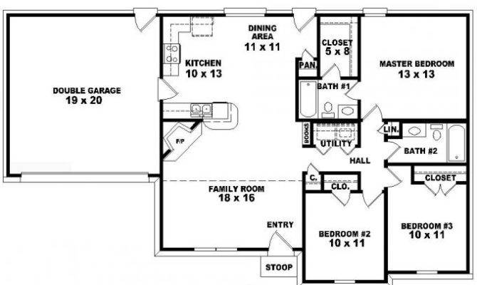 Rancher style house plans