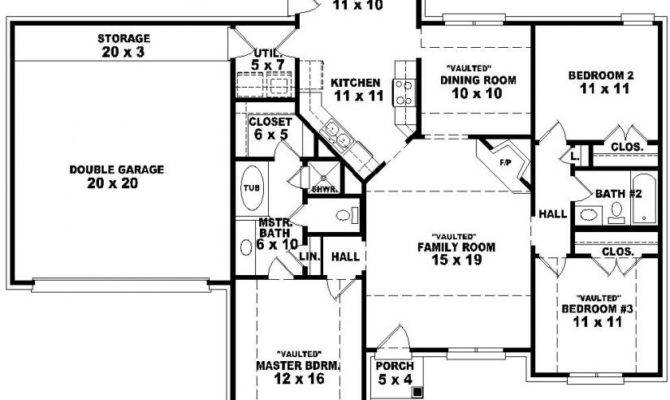 small cottage floor plans concept drawings by robert olson - Open Concept House Plans