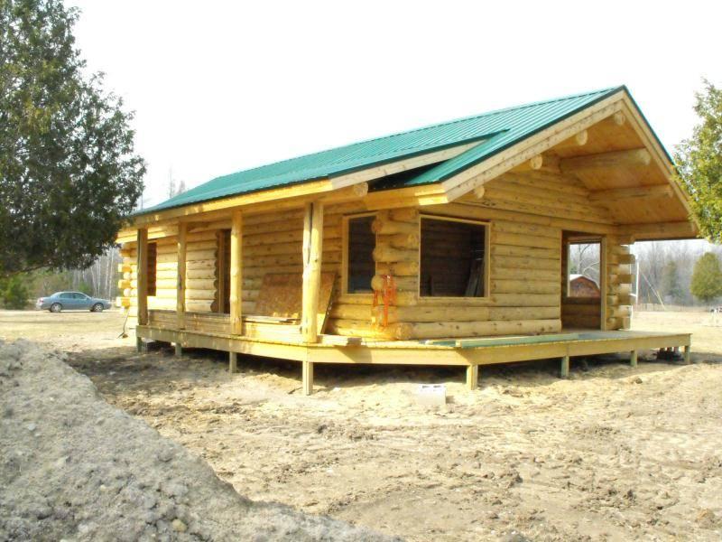One Bedroom Log Cabin Plans With Loft Joy Studio Design