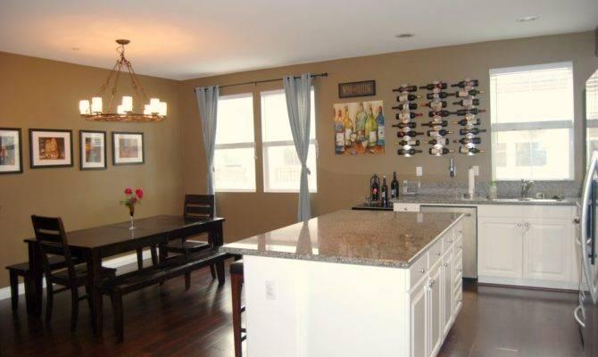 28+ [ kitchen and dining room open floor plan ] | open floor plan