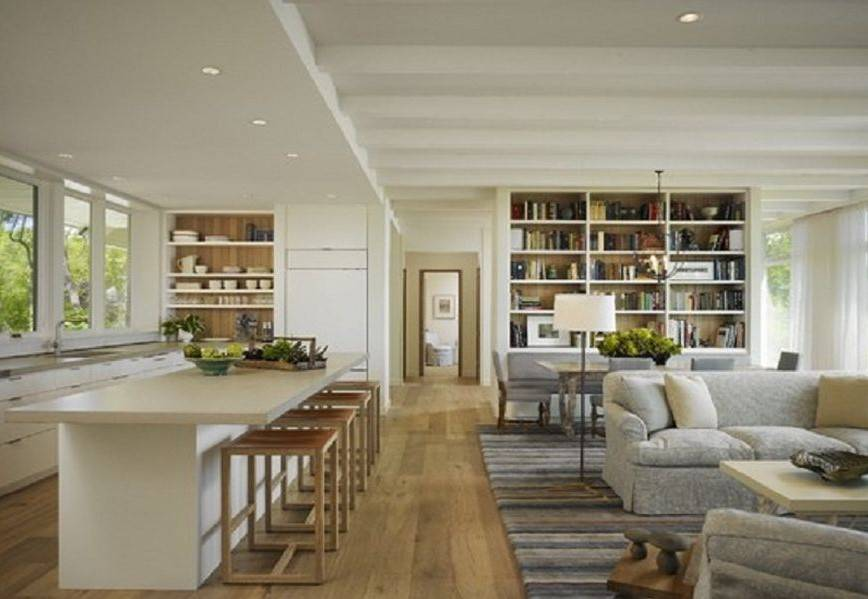 Remarkable House Plans With Open Kitchen And Living Room House Plans With Inspirational Interior Design Netriciaus