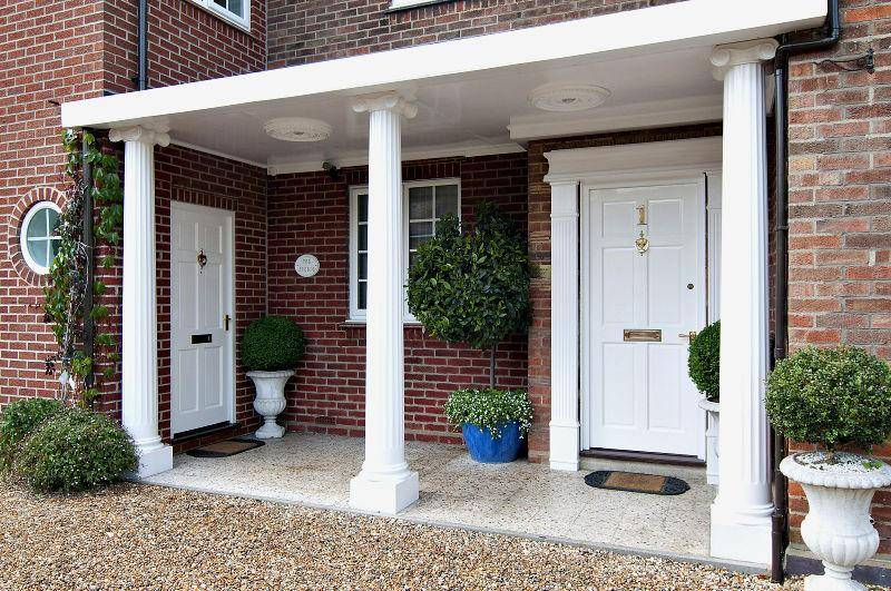 Pillar design ideas photos inspiration rightmove home - Home pillar design photos ...