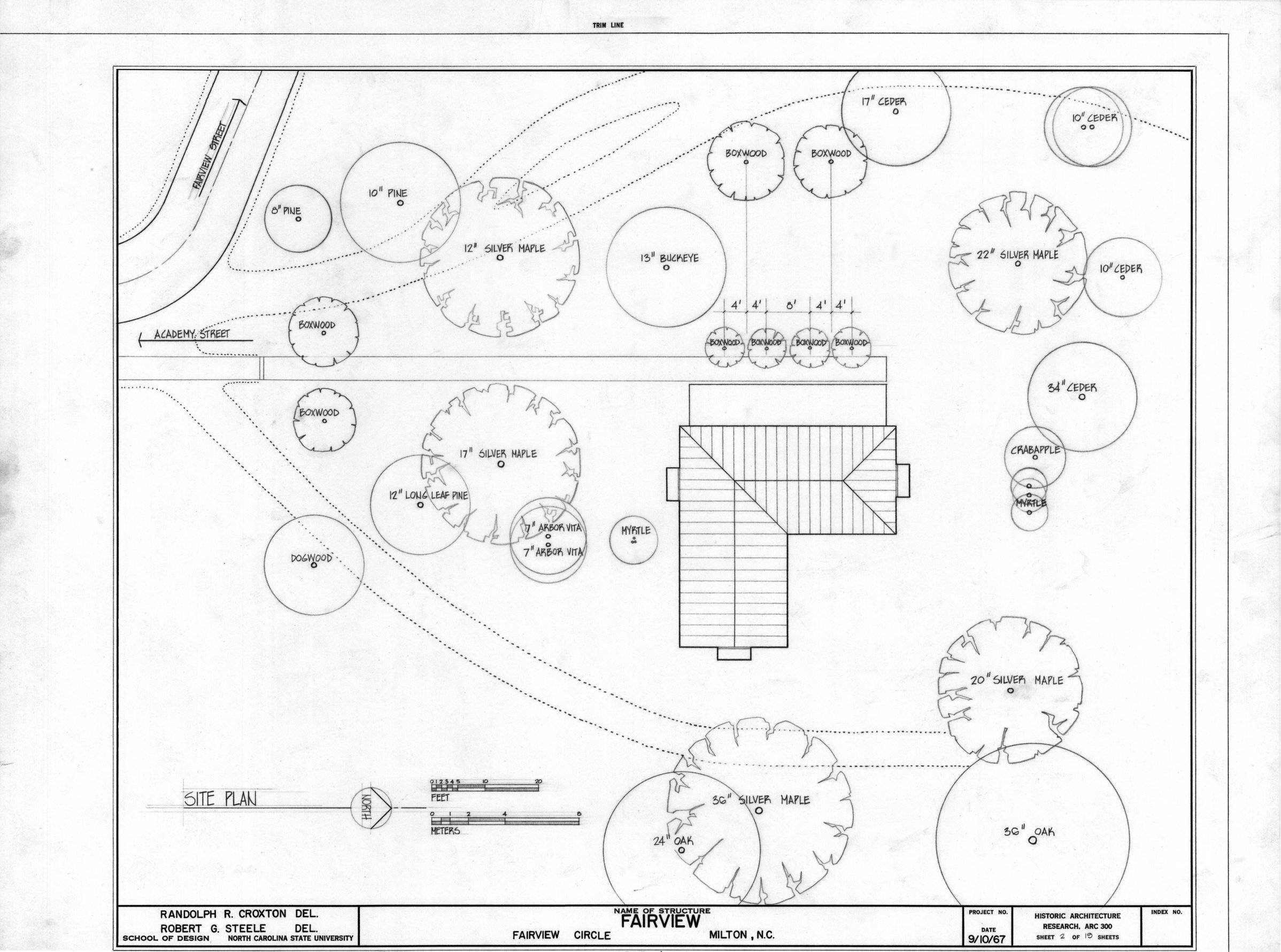 case study home plans house building site searsmont