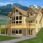 Wondrous Big Mountain Lodge House Plan Active Adult Plans House Plans Inspirational Interior Design Netriciaus