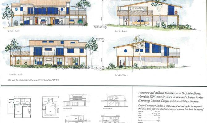 Awesome Universal Design House Plans 18 Pictures House