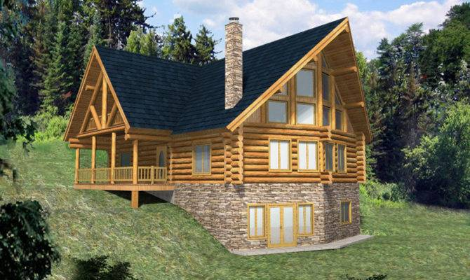 plans frame house mountain home country