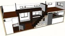 Plans Home Architectural Tiny House