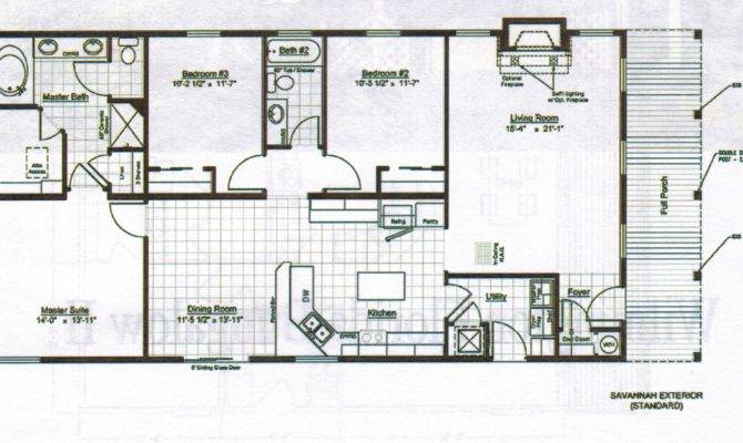 plans home design bungalows floor - Bungalow Design Ideas