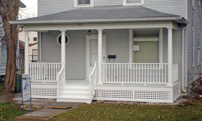 24 Front Porch Plans Ideas - House Plans | 16002
