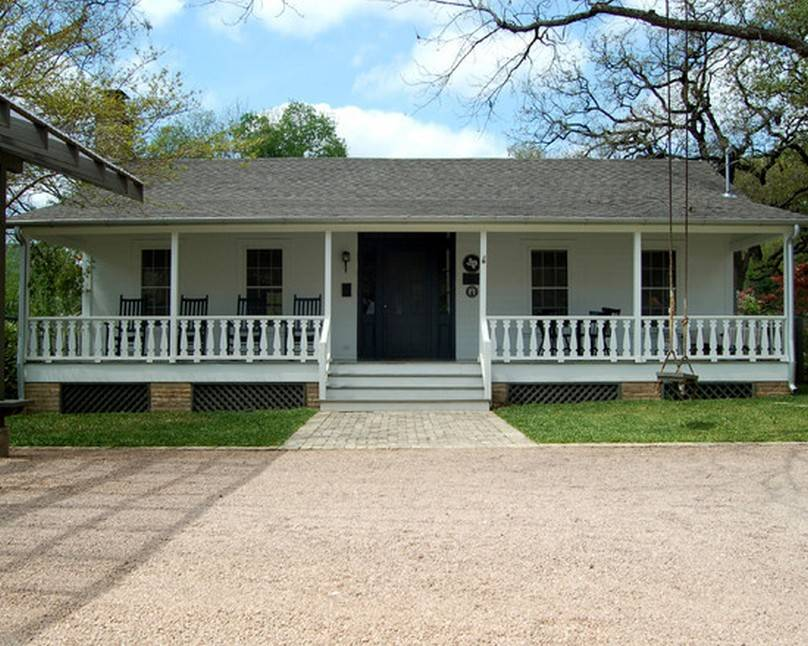 House Plans Ranch Style With Porch Arts