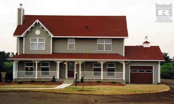Manufactured Homes Victorian Style Home Photo Style
