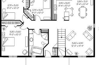 Ranch Style Floor Plans 1500 To 1800 Sq Ft. Ranch. Home Plan And ...