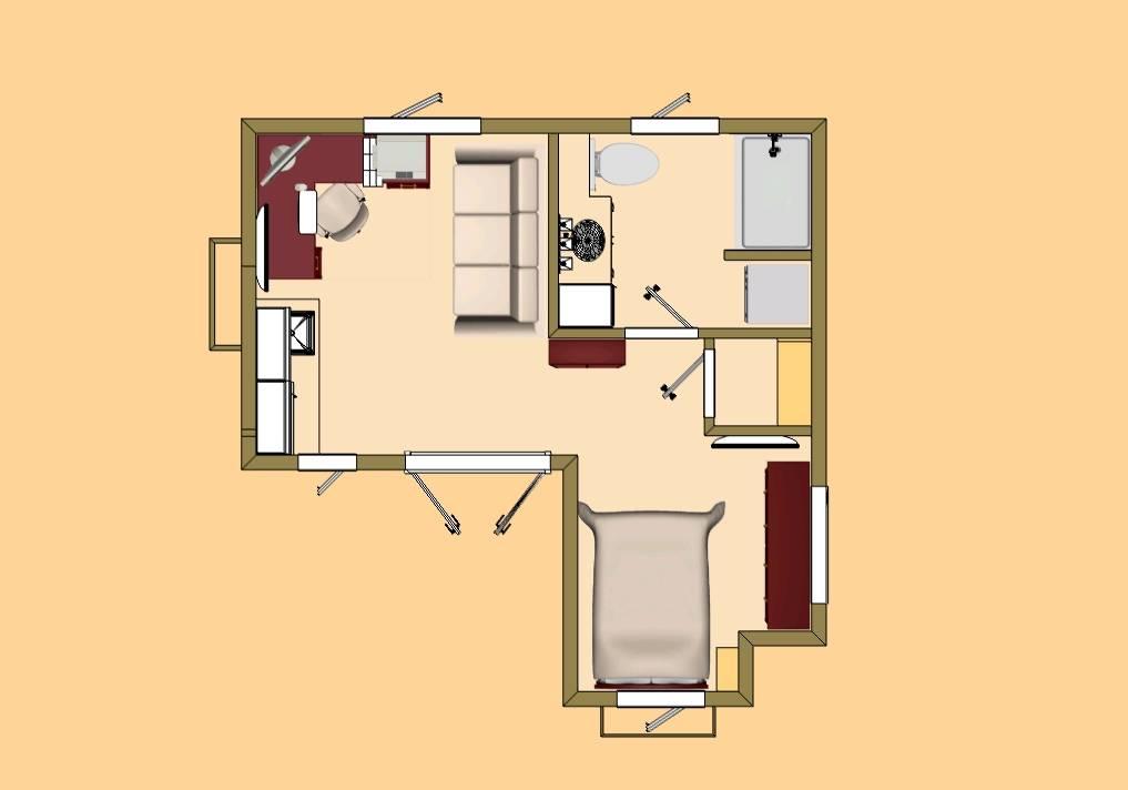 Studio house plans