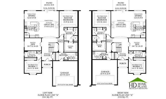 ranch style house plan with basement house design ideas