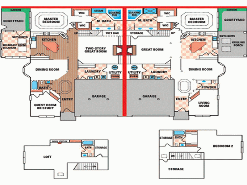 Fascinating American Design House Plans Ideas - Exterior ideas 3D ...