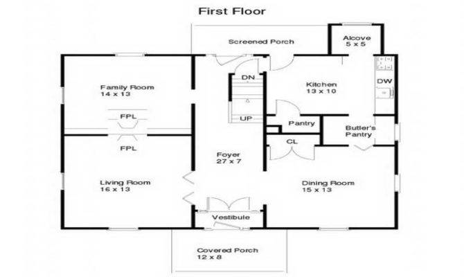 Small Ranch House Floor Plans – House Style Ideas