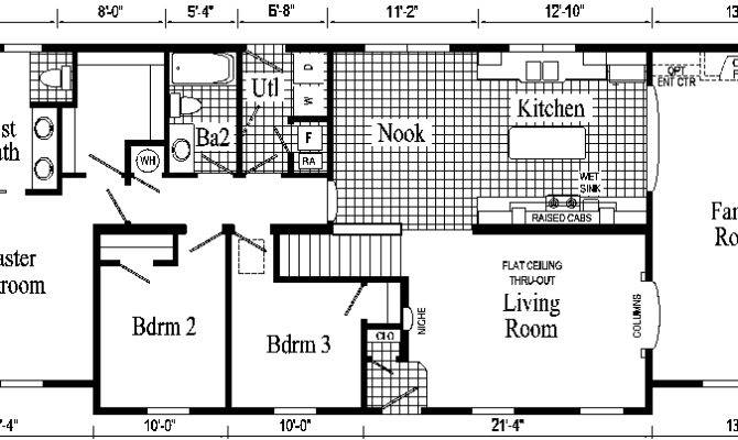 Free Ranch Style Home Plans House Design Ideas