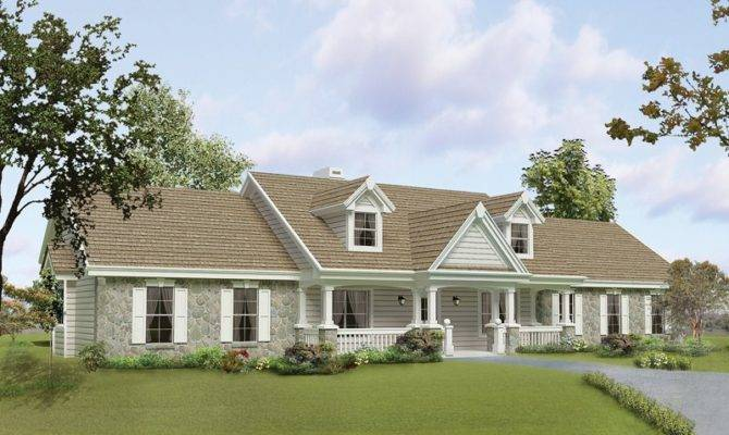 Cool ranch style house plans