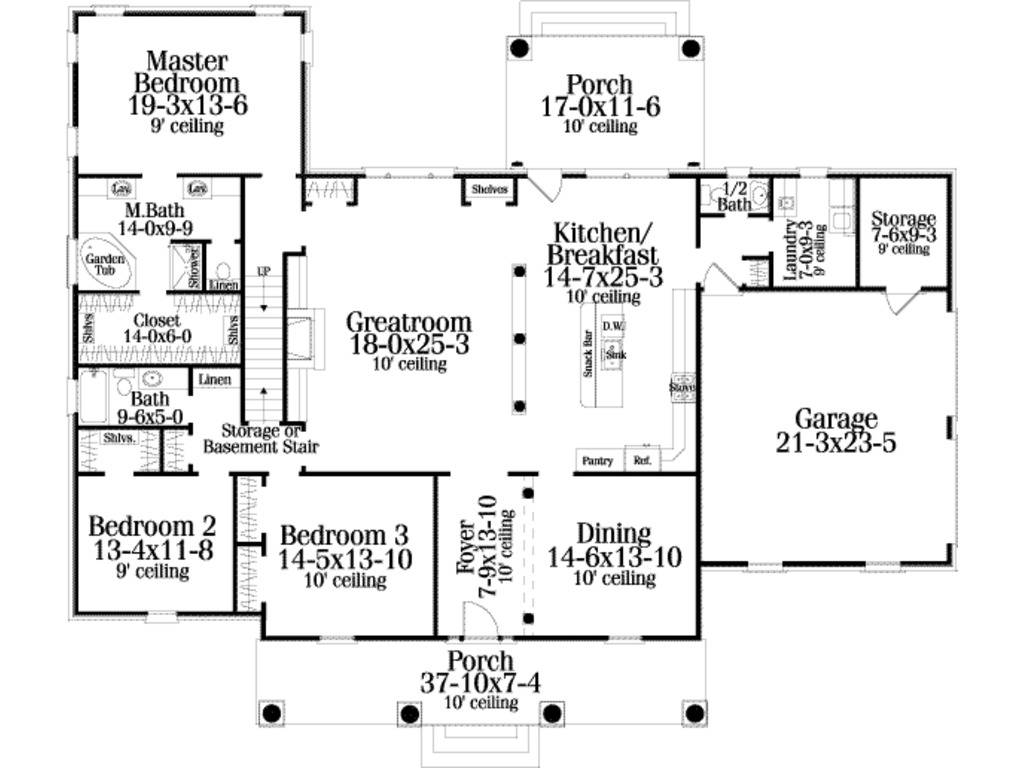 Dream Home Floor Plans Pleasing Dream Home House Plans