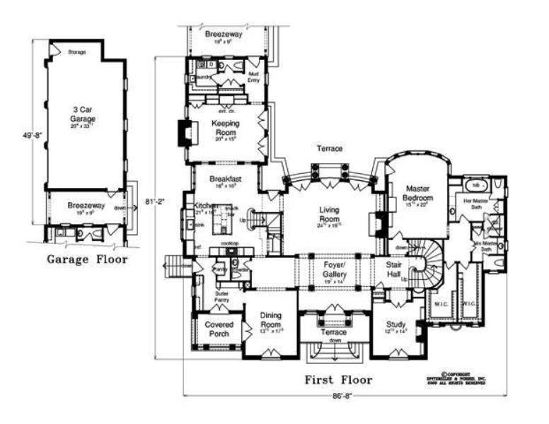 rear entry garage house plans at familyhomeplans com