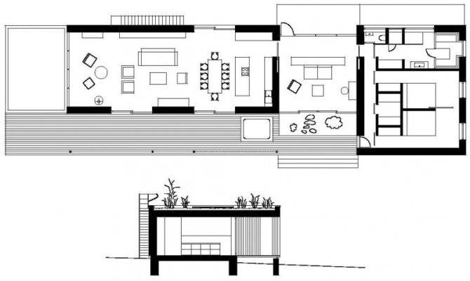 Rectangle House Floor Plans eHouse Plan
