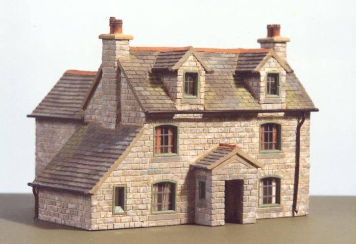 Manor model house