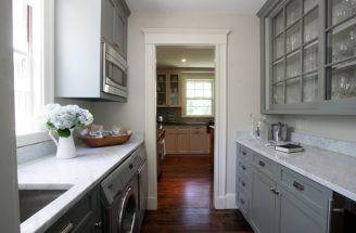 Renovation Part Butler Pantry Hundred Acre Design