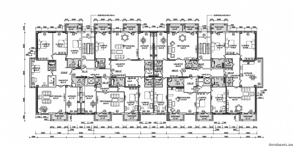 Residential Building Antarain Floor Plans  Residential Building Antarain Floor  Plans House Plans 7784. Residential Building Floor Plan
