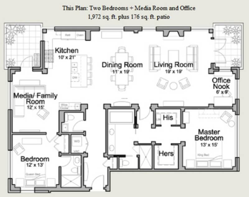 Residential floor plans residential building floor plan floor plan visuals Building floor plans