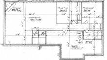 Reverse Floor Plan Efficient House Plans