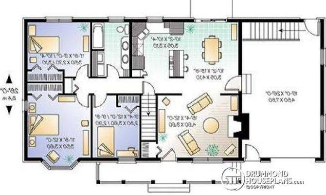 15 Best Photo Of Reverse Ranch House Plans Ideas House