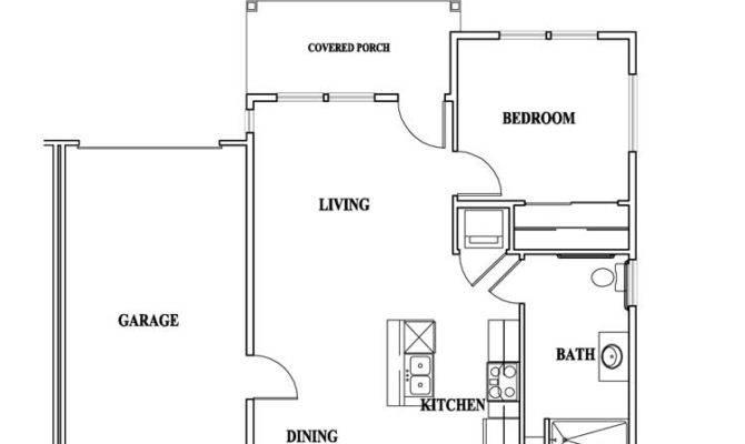 Brilliant 20 Genius One Room Floor Plans House Plans 54779 Largest Home Design Picture Inspirations Pitcheantrous