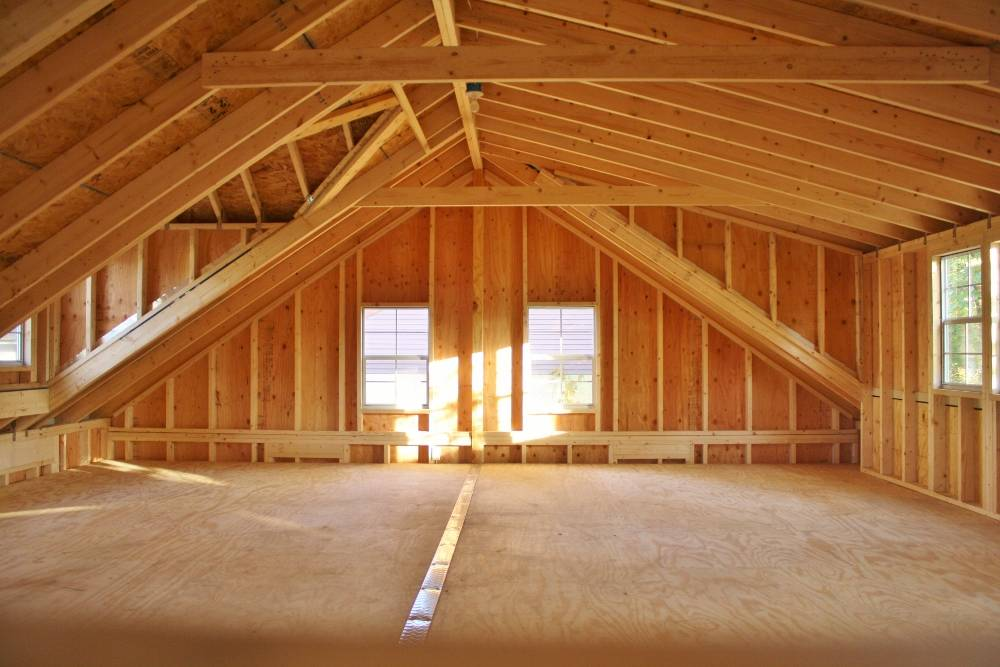 Room Finishing Off Living Space Over Your Garage Inexpensive Square. Garage Living Space Above Detached Car Country   House Plans    46618