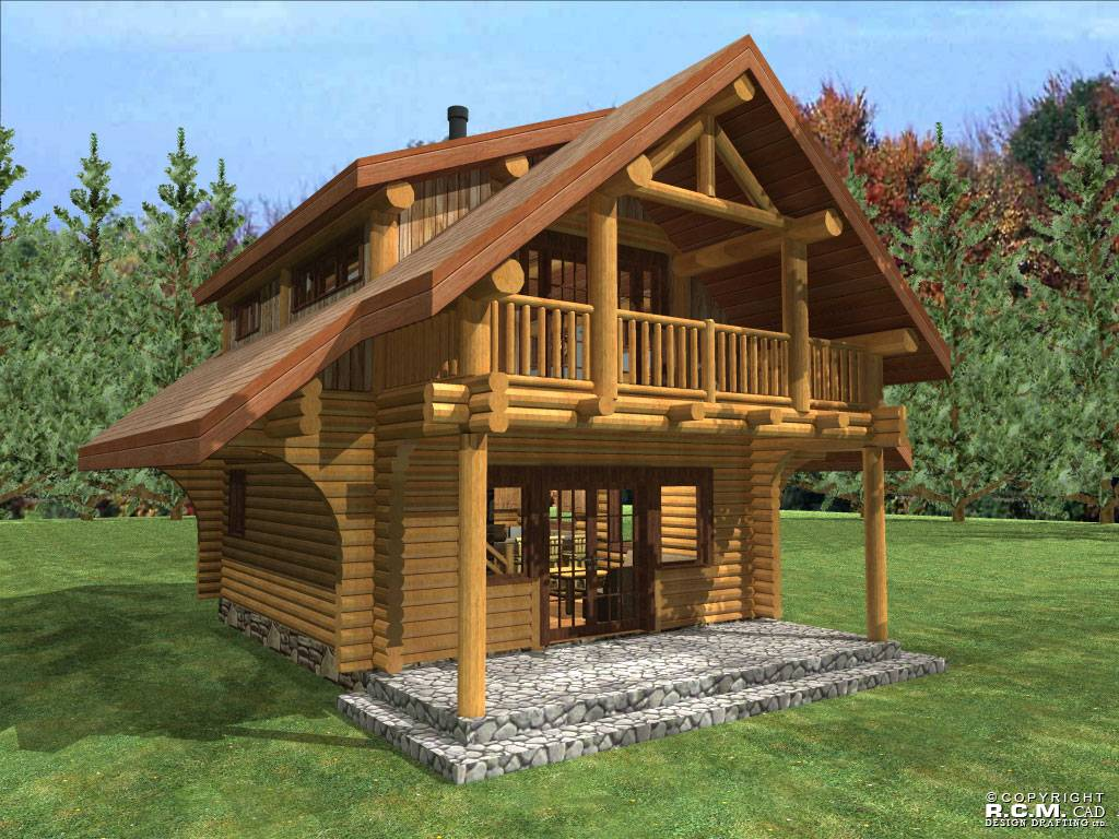 log cabin floor plans with garage. simple house plans designs