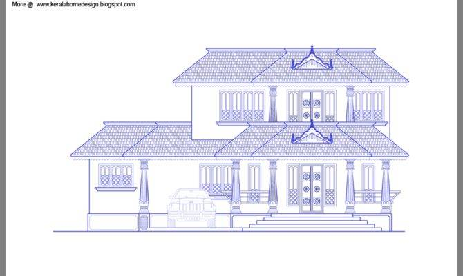 Sample Blueprint Of A House Blueprint Home Plans Ideas Picture