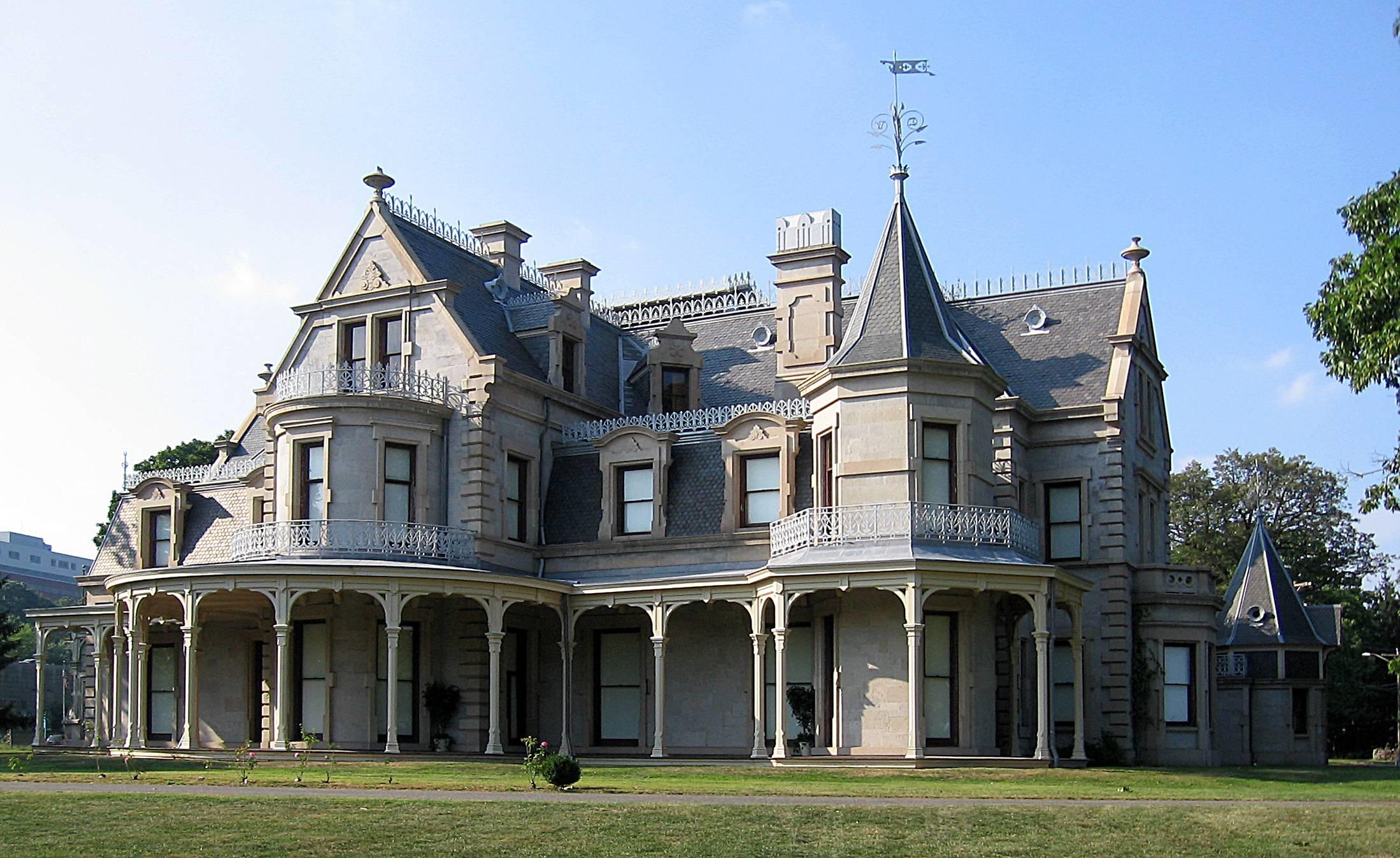 Gothic house style