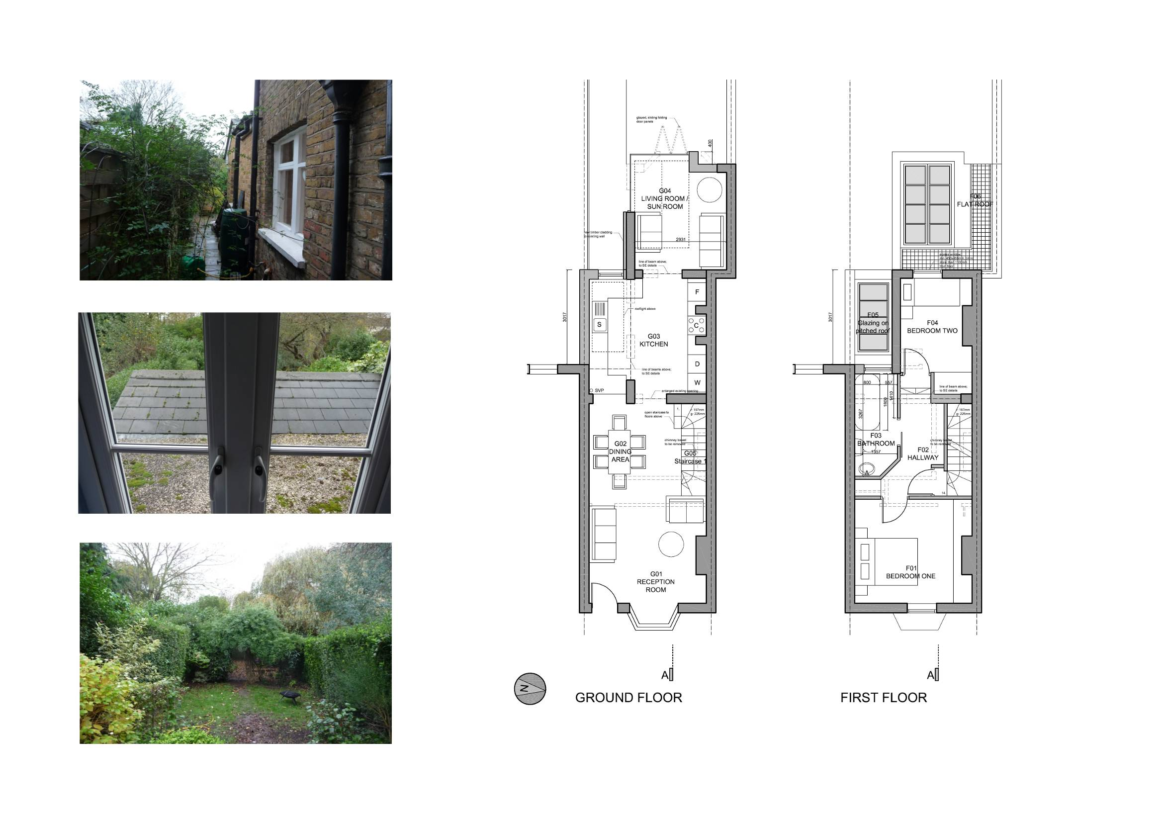 Victorian Terraced House Rear Extension Ideas. Project This ...