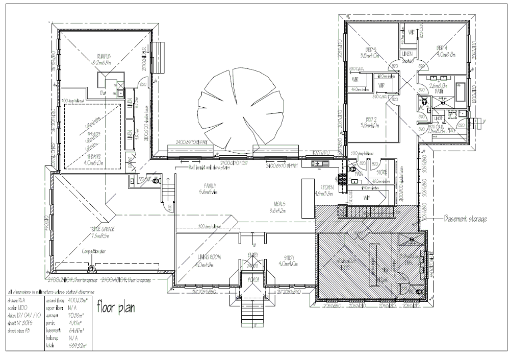 U Shaped House Plans With Pool In Middle Shaped Home Plans
